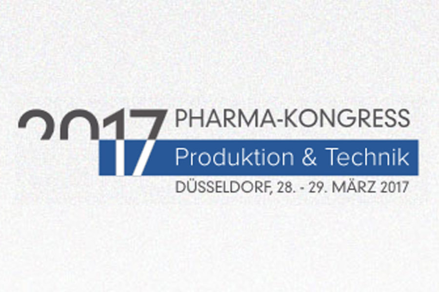 Messe: PHARMA-KONGRESS (28. – 29.03.2017)